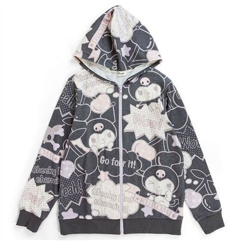 Coat Melody Hoodie sanrio kuromi shop collectibles daily