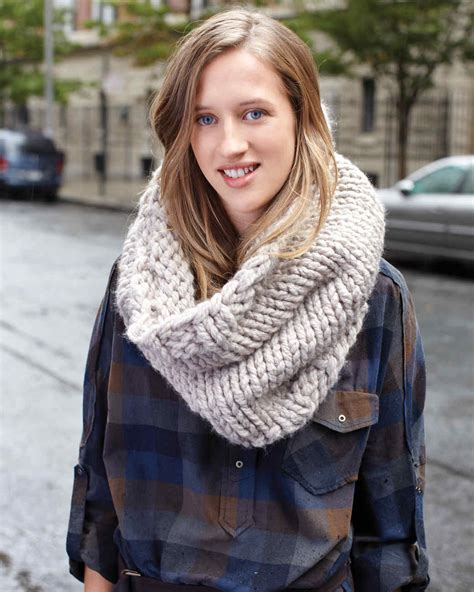 how to knit cowl neck scarf 7 knitted scarves to feel cozy and comfortable martha