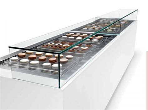 banco vendita banco vendita vetrina drop in freddo ventilato caldo secco