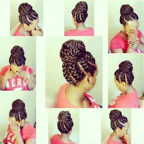 big goddess braids in bun braids in a bun goddess braids and goddesses on pinterest