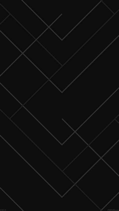 vd54-abstract-black-geometric-line-pattern - Papers.co