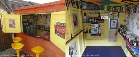 awesome backyard bars   inspire   build