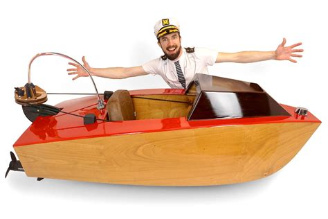 electric boat ta mini boat a mini but full sized electric boat