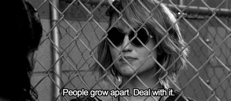 Glee Angst Meme - grow apart gifs find share on giphy