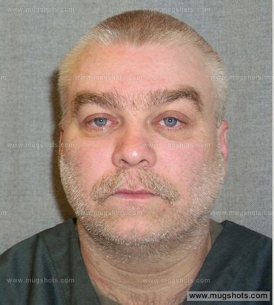 Steve Avery Criminal Record Steven Avery Mugshot Steven Avery Arrest Polk County Wi