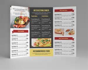 restaurant menu template 20 free psd eps documents