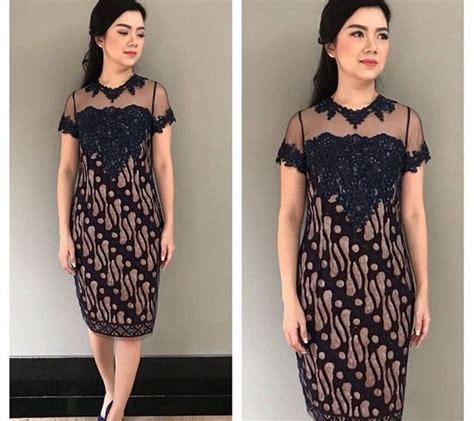 Batik Sabrina Dress best 25 model dress batik ideas on falda