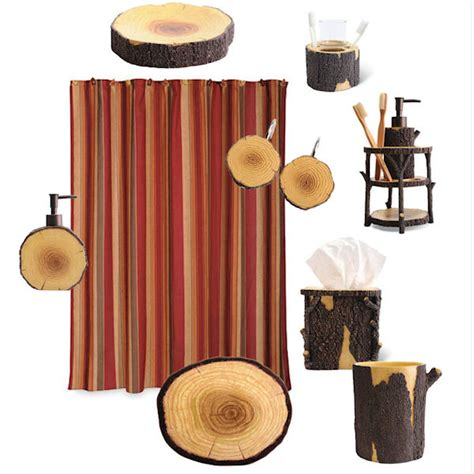 bath shower curtains and accessories timberwood shower curtain bathroom accessories