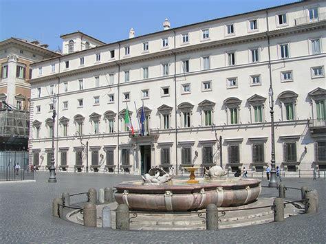 governo italiano sede i palazzi sede potere 1 10