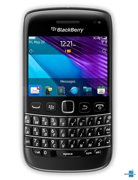 Hp Bb Touch blackberry bold 9790 specs