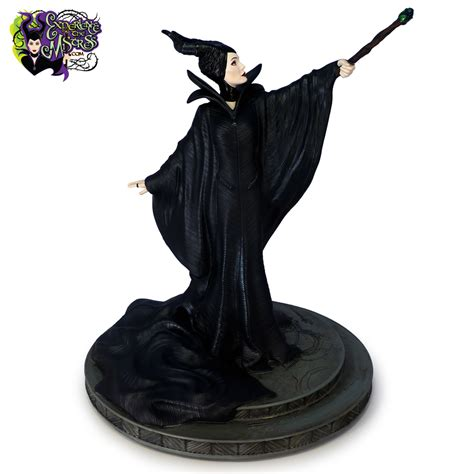Ring Stand Karakter Disney Limited disney store disney maleficent limited edition