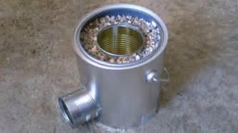 Homemade Cupola Furnace Homemade Tin Can Rocket Stove Diy Rocket Stove Awesome