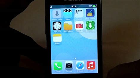 ios rom for android how to install ios 7 on samsung galaxy y s5360 the tech bulletin