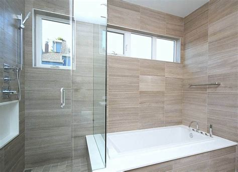 Modern Bathroom Pictures Grey Point Grey Spec House Modern Bathroom Vancouver By