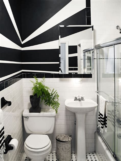 small bathroom black and white pinterio black and white small bathroom