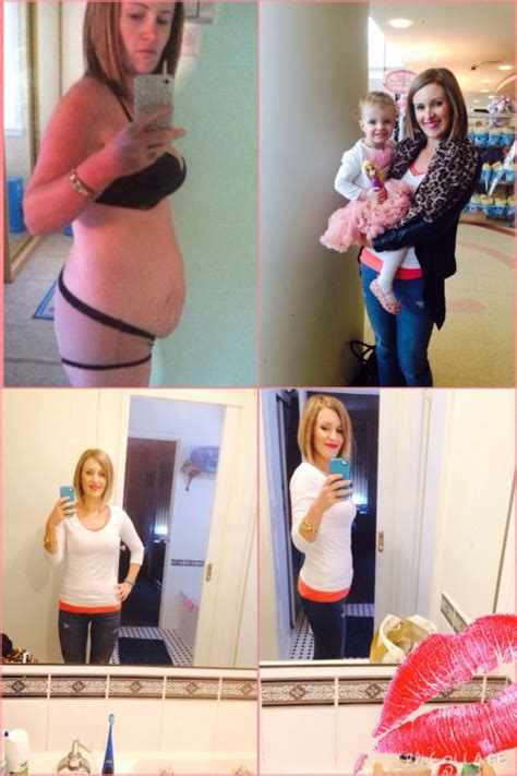 lose the baby weight for good 18 real moms tell you how lauren jones has lost 18kg with lose baby weight