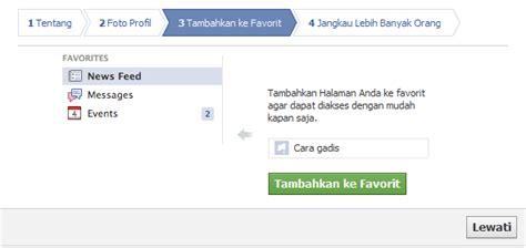 cara membuat usaha online di facebook cara membuat fanspage facebook halaman di fb
