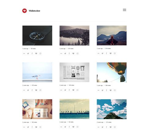 themes for tumblr portfolio 50 best free tumblr themes 2018 for clean portfolio gags