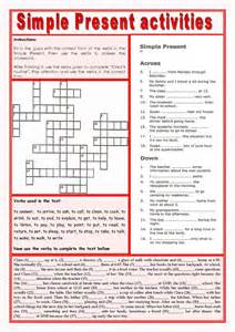 present simple worksheet pdf english exercises present
