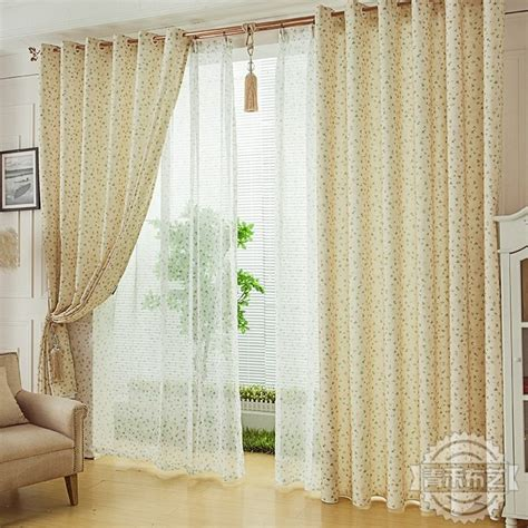 Living Room With Yellow Curtains Living Room Curtains Newhairstylesformen2014