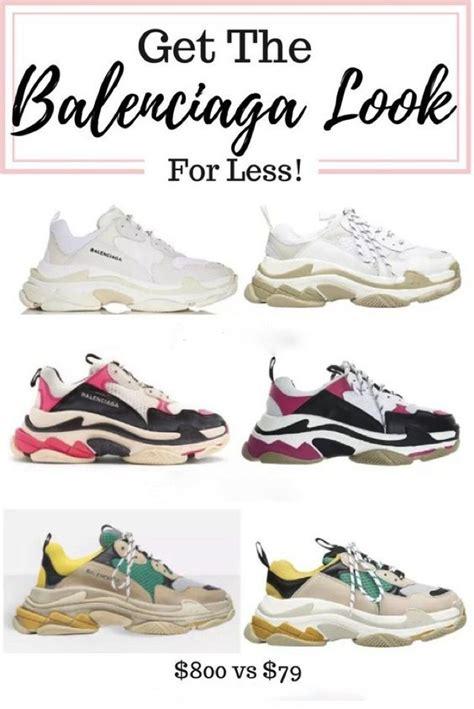how to wear balenciaga s 10 ways to wear sneakers trendsurvivor