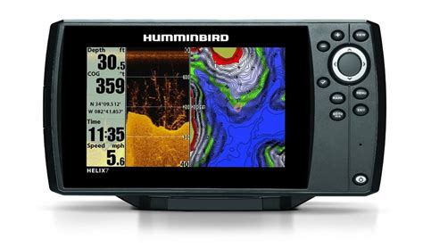Finder Review Humminbird Helix 7 Di Gps Review