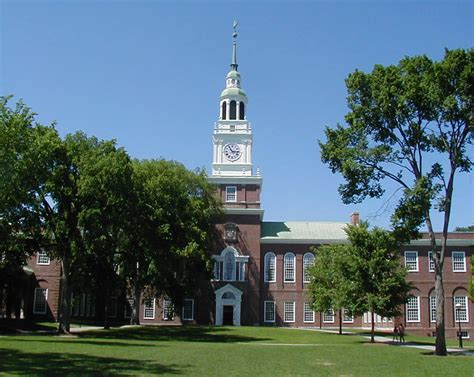 Of Massachusetts Dartmouth Mba Tuition by College Dartmouth College