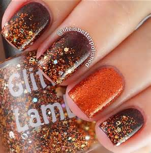 fall color nail designs 16 fall nail designs you ll fall in with be modish