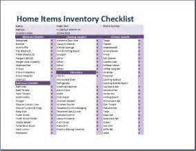 House Contents List Template Comprehensive Home Inventory Checklist Template Word