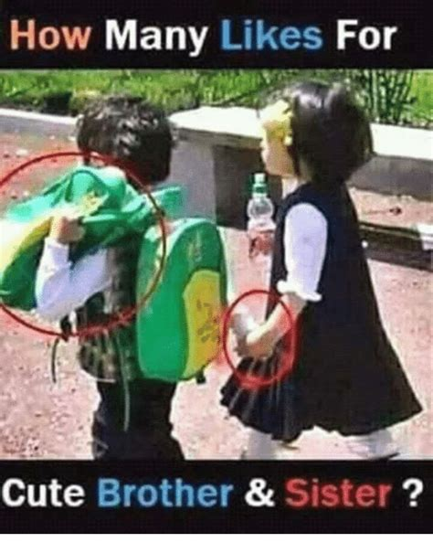 Brother And Sister Memes - funny brothers sisters memes of 2017 on sizzle love is