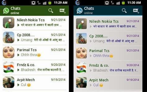whatsapp reborn themes xml download whatsapp plus and themes to make whatsapp attractive