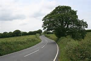 A Bend In The Road a bend in the road 169 tony atkin geograph britain and