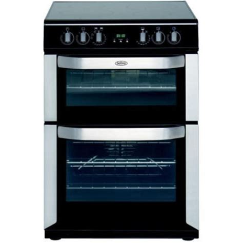 induction cookers 60cm belling fse60doi oven 60cm electric cooker with induction hob stainless steel 444440916
