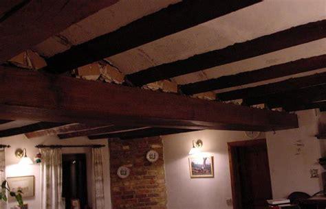 Fausse Poutre Plafond by Pplacement D Une Fausse Poutre
