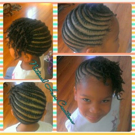cornrow images kids baby updo style cornrows twists kids natural hair my