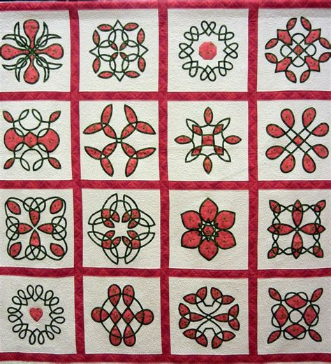 Knot Quilt by 955 Best Images About Celtic Knotwork Quilt On