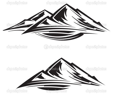 collection image wallpaper logo gunung