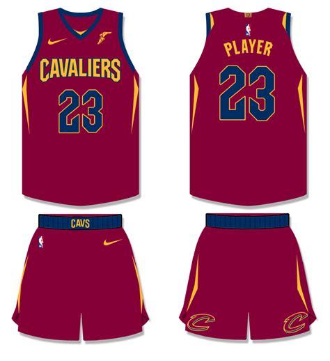 jersey design cavs cavshistory
