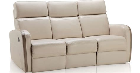 white leather reclining sectional the best reclining leather sofa reviews white leather