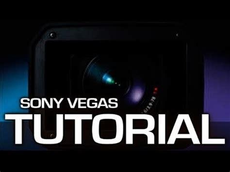 tutorial sony vegas pro 9 español como editar v 237 deos no sony vegas pro 9 1 tutorial b 225 sico
