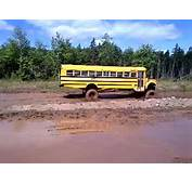 Jacked Up School Bus Mud Bogging  YouTube