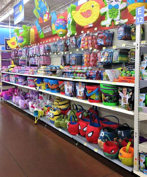 walmart craft section diy disney easter baskets faithfully free