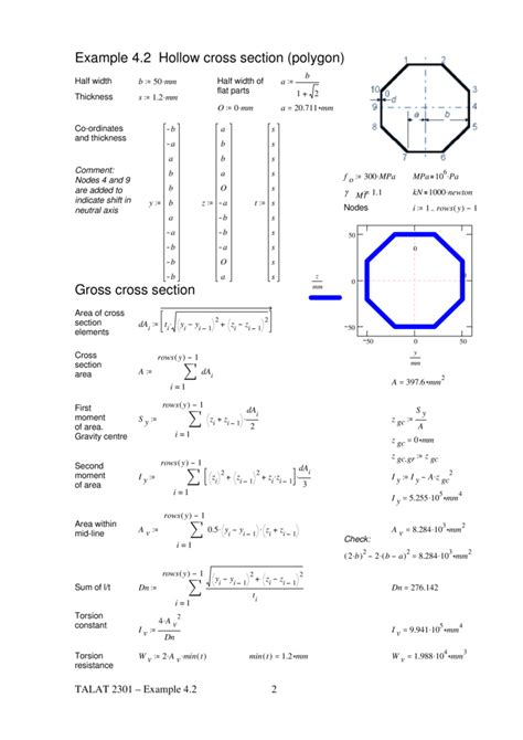 polygonal cross section polygonal cross section 28 images a plane intersects a