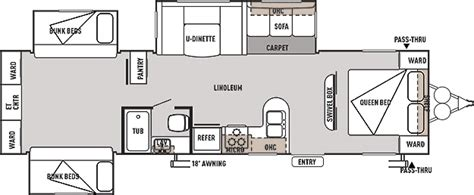wildwood travel trailer floor plans travel trailers by forest river rv forest river inc