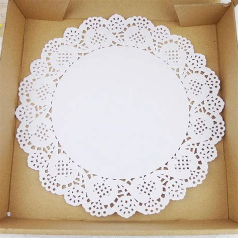 Lace Craft Paper - vintage napkins crafts