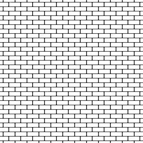 brick wall pattern vector brick wall pattern vector background stock vector