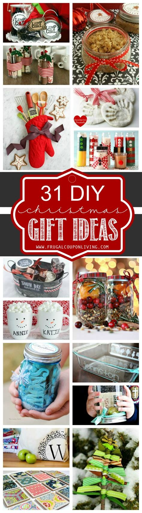 holiday gift ideas 31 diy christmas gift ideas
