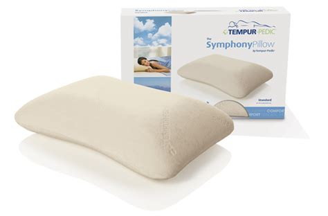 tempur 174 symphony pillow mattress house