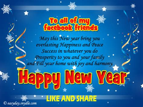 my new year happy new year wishes and greetings easyday