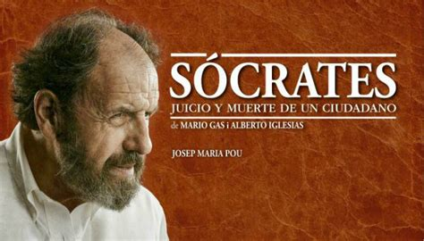 muerte y juicio spanish theatre play socrates trial and death of a citizen hotel 193 lamo alicante